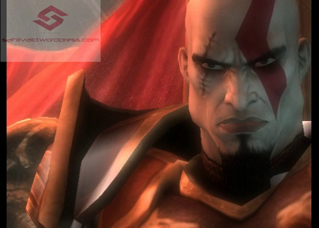 run god of war 2